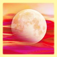 Logo - Mond und Wasser